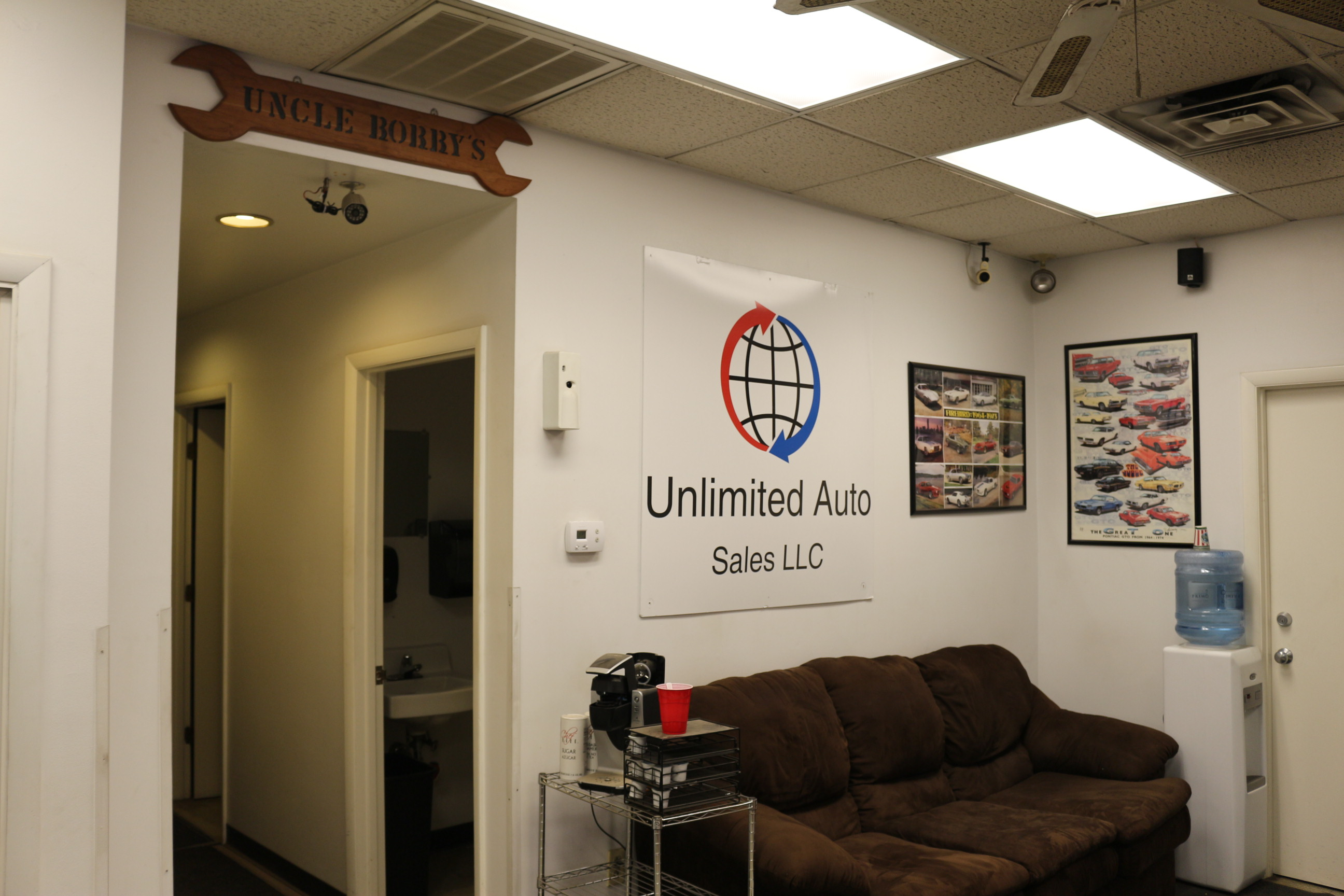 Uncle Bobby S Garage Llc Auto And Light Truck Repair